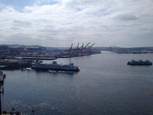 Ferris Wheel - Seattle