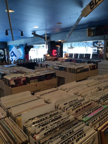 Easy Street Records - West Seattle