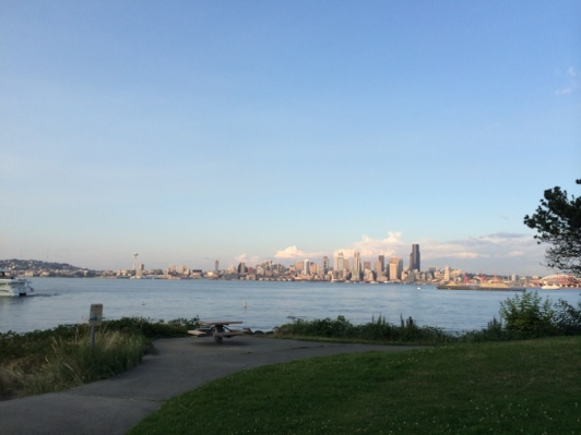 West Seatle/Alki Beach