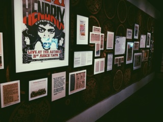 Jimi Hendrix Exhibit