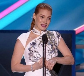 Video of the Day: Jessica Chastain's Critic's Choice AwardsSpeech