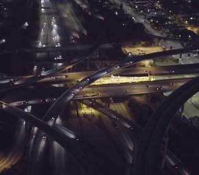 Night Vision: LA