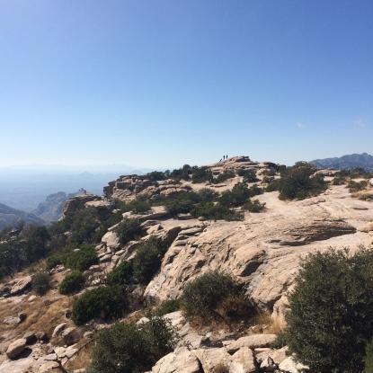 Mount Lemmon - Windy Point