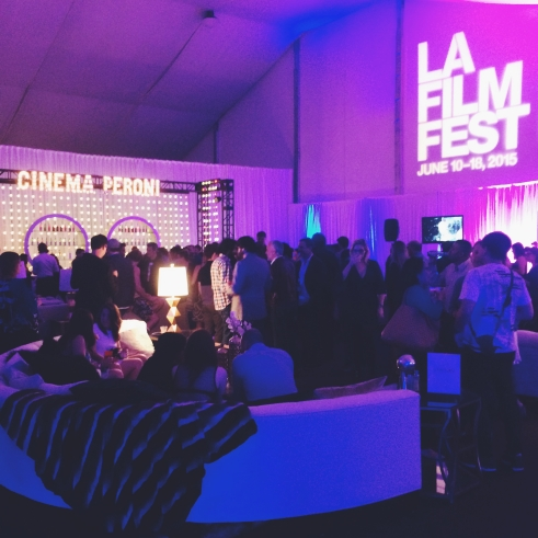 Festival Lounge @ The LA Film Fest