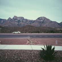 Mountains in Oro Valley, AZ