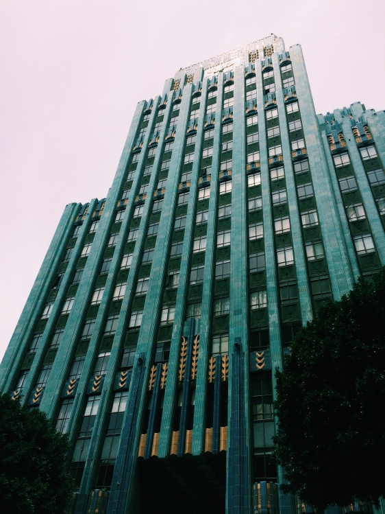 Eastern Columbia building, downtown Los Angeles