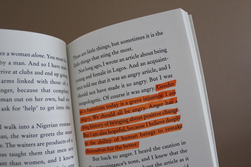 "Chimamanda Ngozi Adichie Quotes Gorgeous My Favorite Quotes From Chimamanda Ngozi Adichie's ""We Should All Be"
