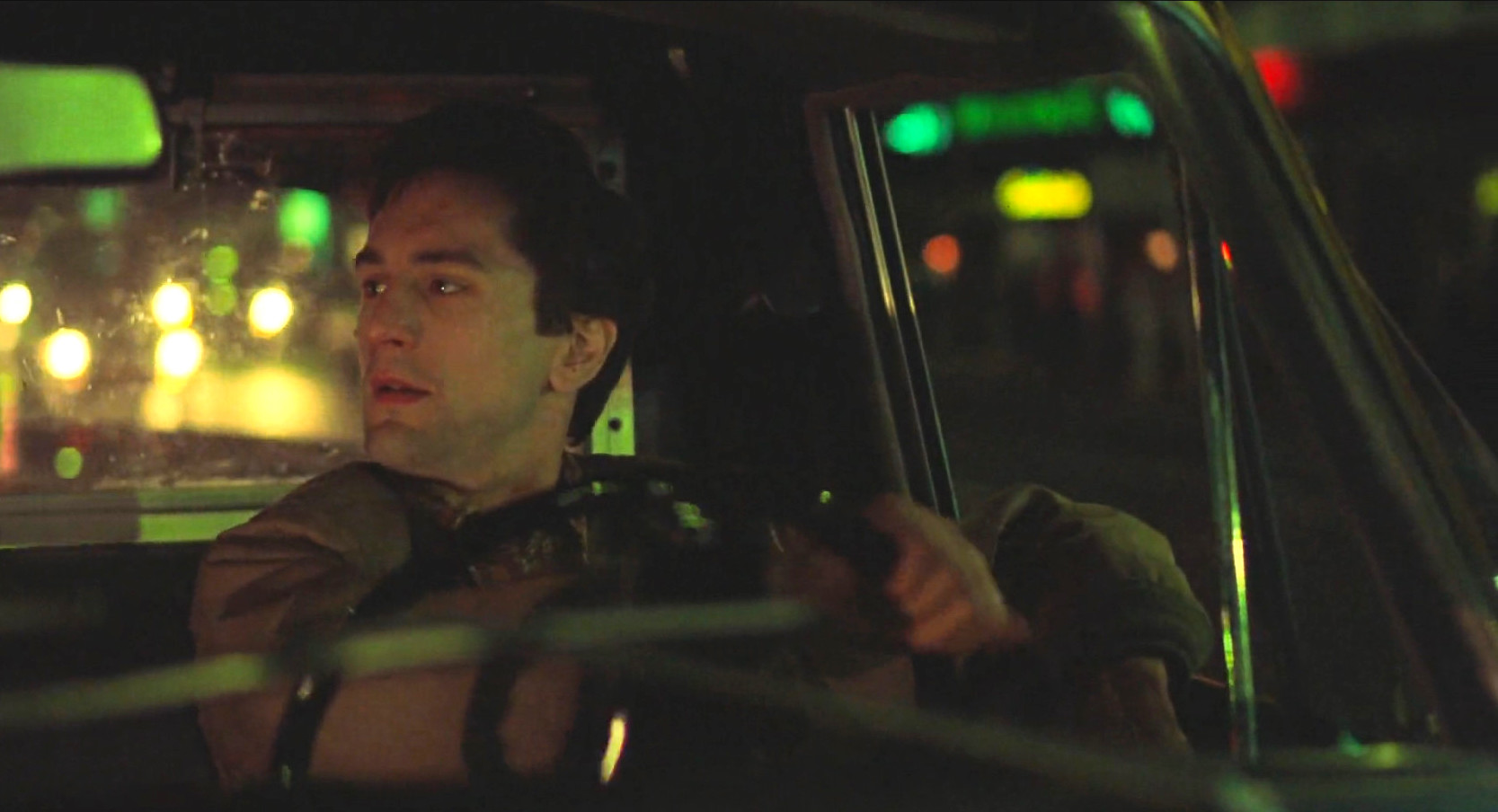 """Representations of Urban Space & Masculinity in """"Taxi Driver"""""""